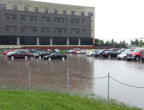 Maintenance Is Just As Important As Stormwater Management