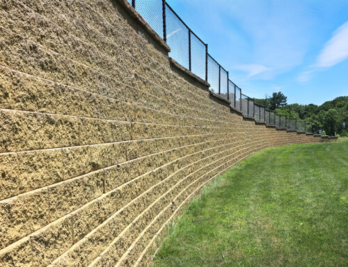 Commercial Retaining Walls Serve Important Functions