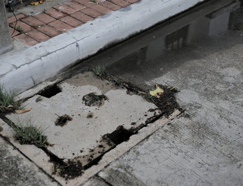 Catch Basin Cleaning Can Prevent Flooding