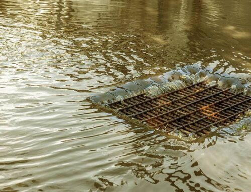 Maintaining Private Storm Water Drains Is Your Responsibility