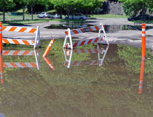 Appropriate Culvert Maintenance Prevents Flooding
