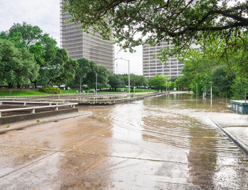Catch Basin Cleaning Goes A Long Way In Avoiding Floods