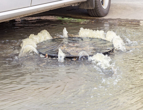 Maintaining Private Storm Water Drains Is Your Liability