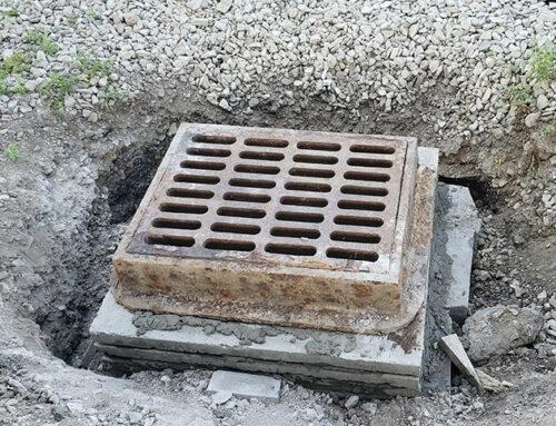 Auburn Catch Basin Installation