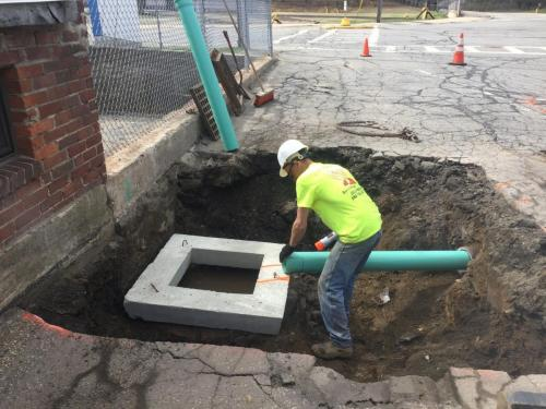 Catch Basin Repair Services